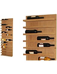 Vinotemp VNTVT-DISPLAYSHELV Rack L1 Display Shelves, Pine