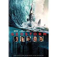 Geostorm (DVD 2017) NEW Action, Science, Fiction