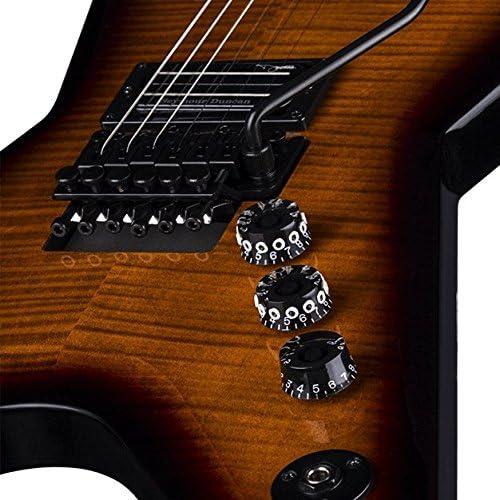 Dean Stealth Floyd FM - Guitarra eléctrica con funda: Amazon.es: Instrumentos musicales