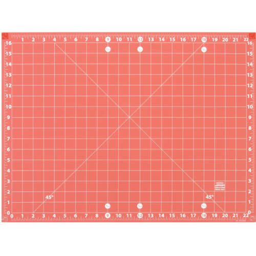 "Sullivans 39235 Add A Mat Self Healing Mat, 18"" by 24"""