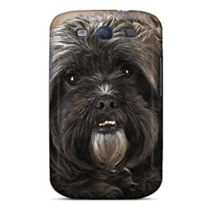SdLbQWL969NOVpf Maria N Young Awesome Case Cover Compatible With Galaxy S3 - Just The Right Pooch For The Smooties