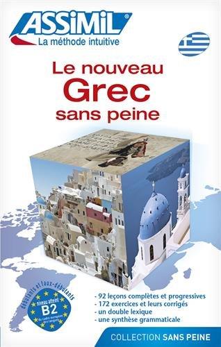 Le Nouveau Grec Sans Peine - Livre (Greek Edition)