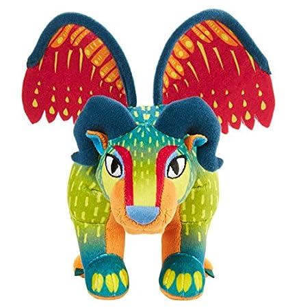 amazon com disney pixar coco pepita chimera 8 plush toy