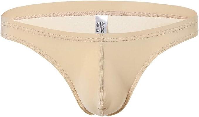 1 Pack Herren String Tangas Männer Unterhose Slips Briefs Tanga Größe M-2XL