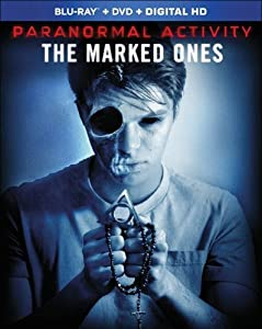 Cover Image for 'Paranormal Activity: The Marked Ones (Unrated) (Blu-ray + DVD + Digital HD)'