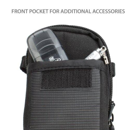 Soft Camera Case with Pocket, Shoulder Loop by