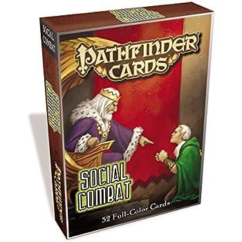 Pathfinder Campaign Cards: Social Combat Deck