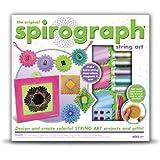 Spirograph String Art