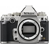 Nikon DSLR camera Df Silver DFSL--(Japan Import)