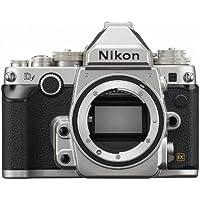 Nikon DSLR camera Df Silver DFSL--(Japan Import)