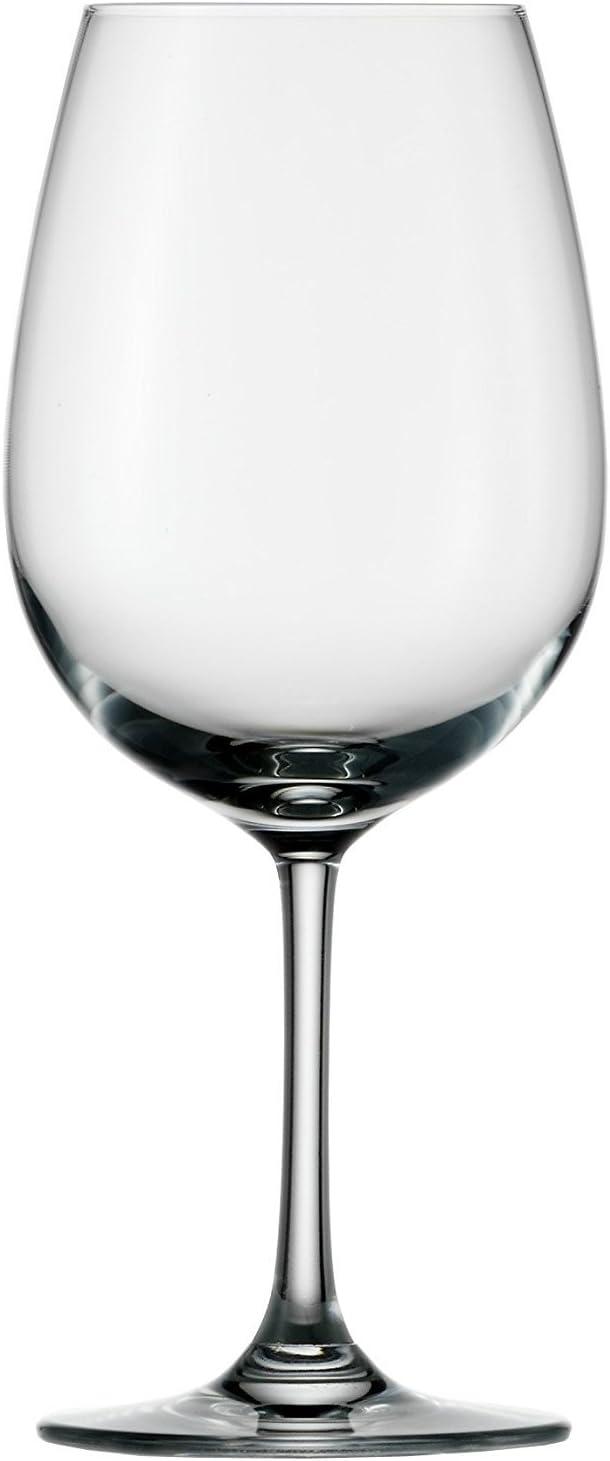 """St/ölzle Lausitz /""""The New ⅛/"""" Hausweinglas wei/ß 173 ml I Wei/ßweinglas 6er Set I Weingl/äser ohne Stiel sp/ülmaschinenfest I Wei/ßweinbecher Set bruchsicher I wie mundgeblasen I h/öchste Qualit/ät"""