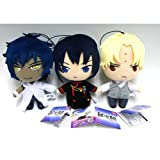 Flue D.Gray-man HALLOW stuffed 2 all three set