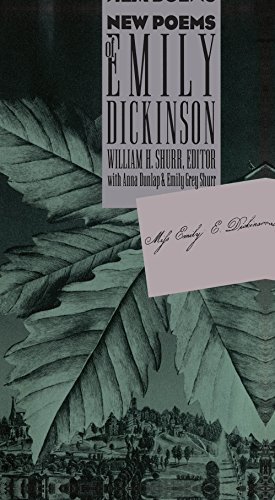 """New Poems of Emily Dickinson"" av Emily Dickinson"