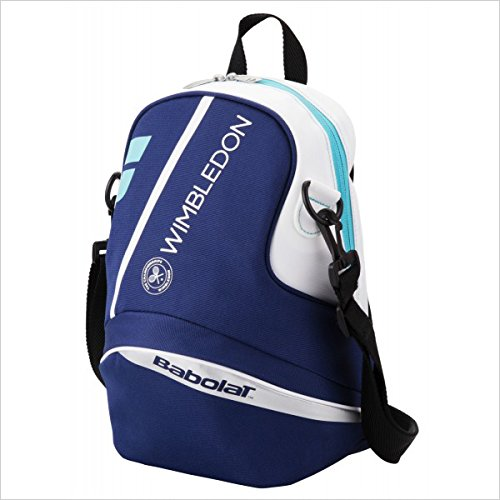 Babolat Wimbledon Compartimento isotérmico de Tenis, Unisex Adulto, Azul/Blanco, Talla Única 742007