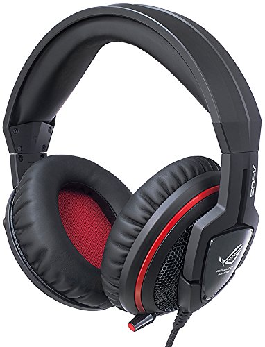ASUS ROG Orion Gaming Headset with Big 50 mm Drivers for PC PS4 Xbox ... 5a62487d635a