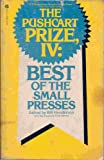 The Pushcart Prize IV, Bill Henderson, 0380488272