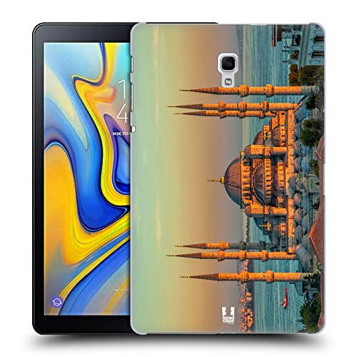 - Head Case Designs Sultan Ahmed Mosque Best of Istanbul Hard Back Case for Samsung Galaxy Tab A 10.5 (2018)