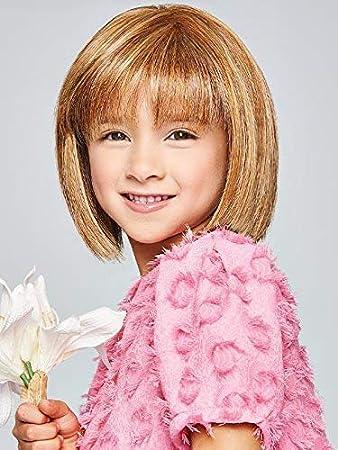 Amazon.com : Pretty in Page Child Wig Color R1416T BUTTERED ...