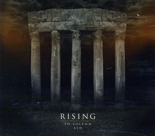 CD : The Rising - To Solemn Ash (CD)