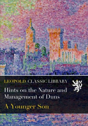 Download Hints on the Nature and Management of Duns pdf