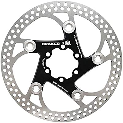 Los discos de freno moto Rotor de freno de disco de bicicleta ...
