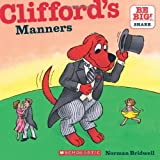 img - for Clifford's Manners (Clifford 8x8) book / textbook / text book