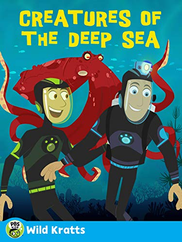 Wild Kratts: Creatures of the Deep Sea -