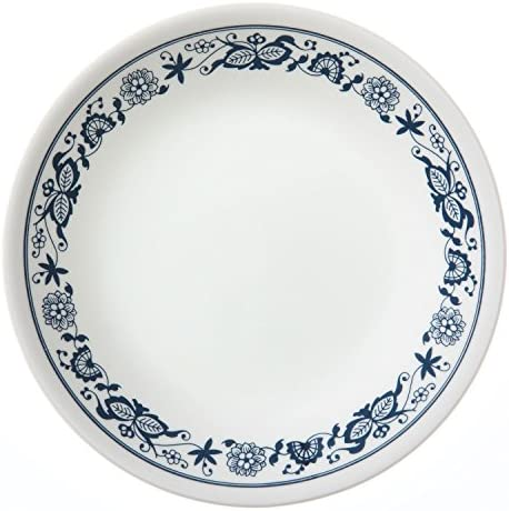 Corelle Livingware Old Town Blue 6 3 4 Bread Butter Plate Corelle Livingware Bread And Butter Plates Bread Butter Plates Amazon Com