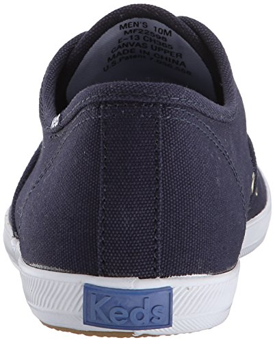 Marine navy Canvas Homme Baskets Keds Mode Champion Y57wqYAX