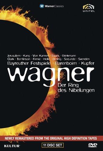 Wagner: Der Ring des Nibelungen (Der Nibelungen Ring Wagner Des)