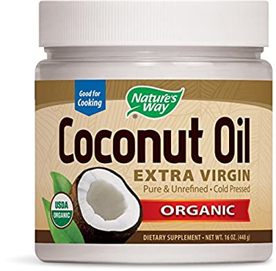 Nature's Way Coconut Oil 16 Oz
