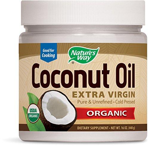 Natures Way Organic Virgin Coconut product image