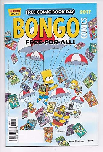 - FCBD Bongo Free For All #1 The Simpsons (2017) NM