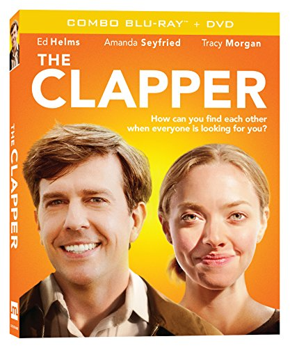 Blu-ray : The Clapper (With DVD, Widescreen, Dolby, AC-3, 2 Pack)