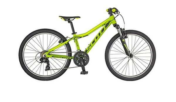 Scott Bicicleta Scale JR 24 Aluminio Horquilla de Techo Sr Suntour ...