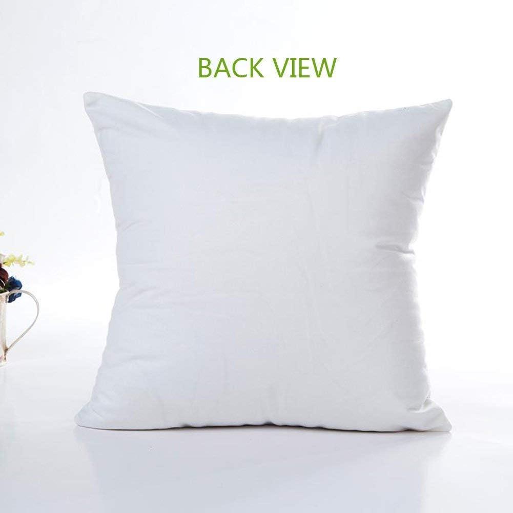 Cadeau de P/âques Cadeau Unique pour Toute Occasion Pillow Insert i-Tronixs Coussin personnalis/é pour Les Groupes avec Votre Image et Impression Photo Blanc 40 x 40 cm 003 Cover