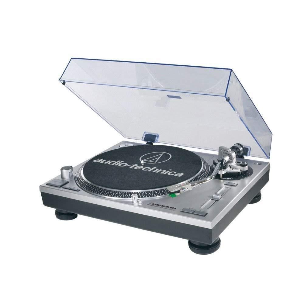 Audio-Technica AT-LP120 - Tocadiscos para equipo de audio (USB, 11 ...