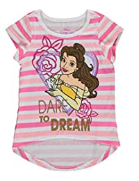 "Disney Princess Little Girls' Toddler ""Dare to Dream"" T-Shirt"