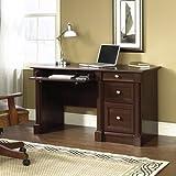 Sauder Palladia Computer Desk, Cherry