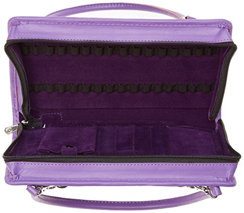 Knitter's Pride Thames Faux Leather Bag, Purple by Knitter's Pride (Image #5)