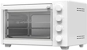 Bread Oven, 5 in 1 Countertop Ovens, Stainless Steel Smart Ovens, Toaster Oven, Kitchen Electric Oven with Timer