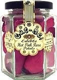 Edible Hot Pink Rose Petals