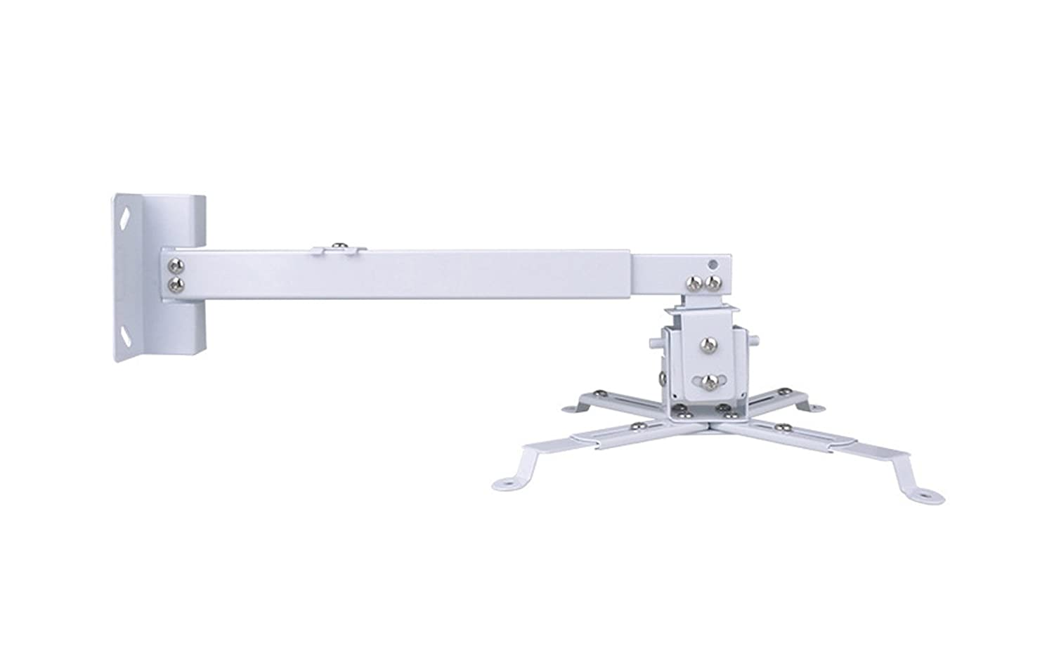 Amazon prochosen universal lcddlp projector drop ceiling amazon prochosen universal lcddlp projector drop ceiling mount with adjustable extension pole and arms white electronics dailygadgetfo Gallery