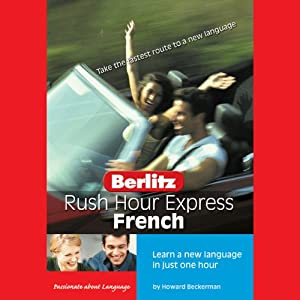 Rush Hour Express French Audiobook