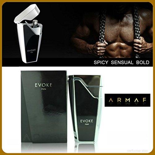 EVOKE By Armaf Eau De Parfum for Men, 2.7 oz - Sterling Perfume