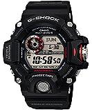 [カシオ] CASIO 腕時計【G-SHOCK】電波ソーラー レンジマン GW-9400-1DR(GW-9400J-1JF同型) [逆輸入品]