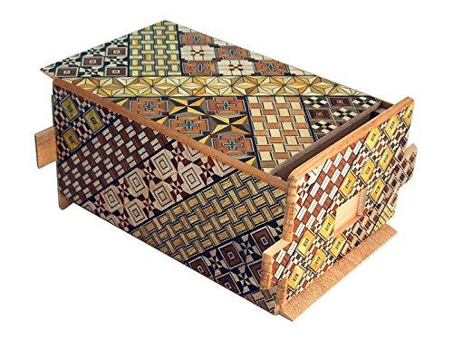 Japanese Puzzle Box 35+1steps Koyosegi -