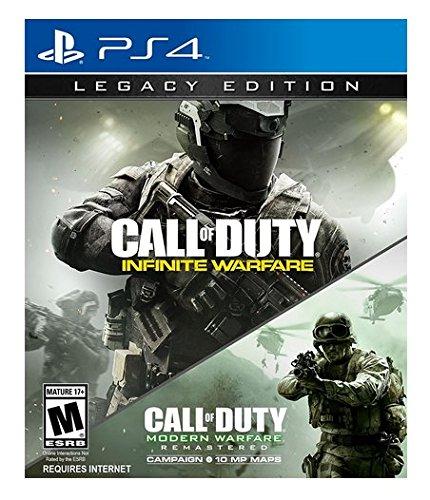 Call Of Duty  Infinite Warfare   Ps4 Legacy Edition