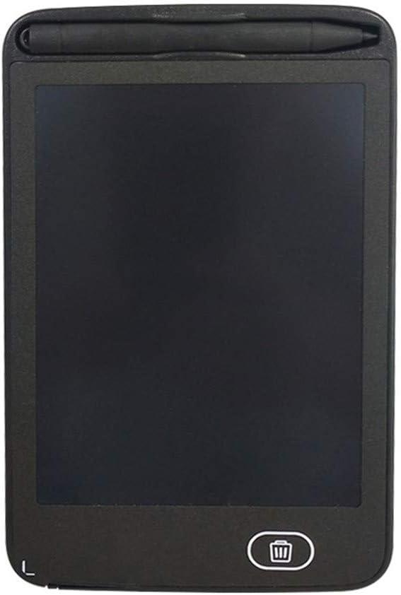 MerryDate LCD Tablette D/écriture 6.5 Pouces /Écriture Dessin,Jouet Educatif,Ardoise Magique Tableau Portable Bleu /électronique Memo Board Enfants /Écriture Dessin,Jouet Educatif.