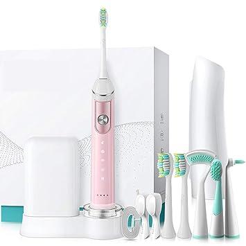 Cepillo de dientes eléctrico Dientes limpios como dentista Smart ...